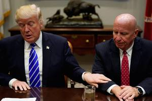 a key gop lawmaker just reversed on the promise that trump's tax cuts will pay for themselves