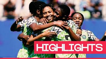 Women's World Cup 2019: Nigeria beat South Korea for first win of the tournament