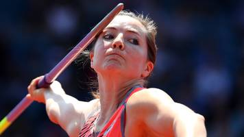 goldie sayers: 2008 olympic javelin bronze to be presented to briton next month