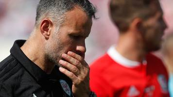 Questions build for Wales manager Ryan Giggs as Euro 2020 campaign stalls