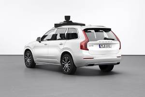 uber debuts a new self-driving car with more fail-safes