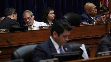 House Committee Votes To Hold Barr, Ross In Contempt Over Census Docs