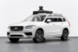 volvo and uber's latest self-driving car prototype has backups for steering, braking