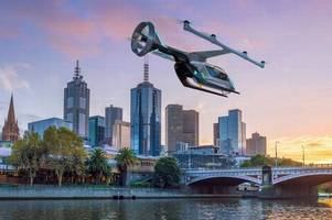 Uber Air tests flying taxis in bid to beat traffic jams