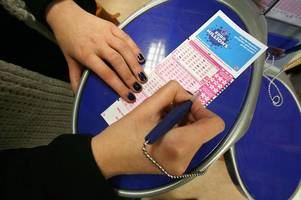 Hunt for EuroMillions Lottery ticket holder who has won £123million