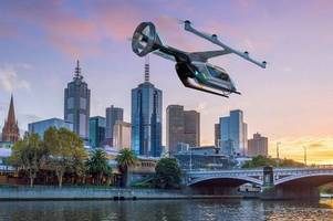 Uber Air to test flying taxis in bid to bid traffic congestion