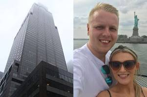 Kilmarnock couple in New York feared 'another 9/11 attack' after fatal helicopter crash
