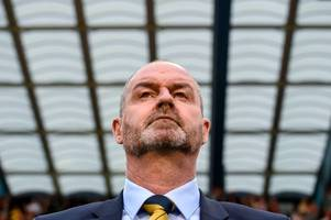 steve clarke is hopeless and scotland has yet another dud in charge –hotline