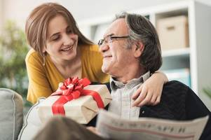 brits spend less money and time buying gifts for father's day than mother's day