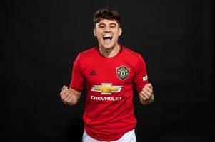Man Utd star Daniel James' emotional farewell message to Swansea City fans shows his class