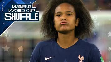 Women's World Cup 2019: Own goals, falling off chairs and Renard's relief