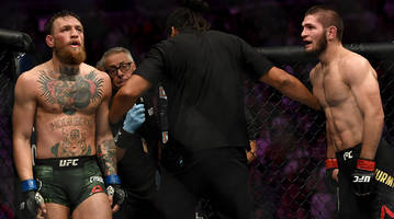 Khabib Nurmagomedov Shoots Down Conor McGregor Rematch
