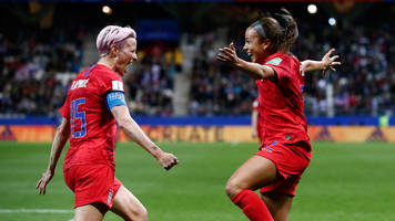 Megan Rapinoe, USWNT Unapologetic Amid Criticism of Thailand Blowout