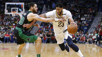 Report: Lakers, Celtics Begin Anthony Davis Trade Talks With Pelicans
