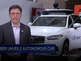 uber's self-driving ceo says the company needs robo-taxis because it can't grow its fleet of human drivers fast enough (uber)