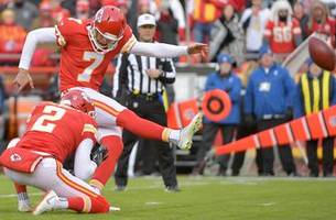 chiefs, butker agree to five-year contract extension