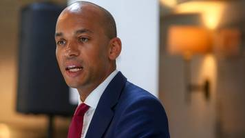 Chuka Umunna joins the Lib Dems after quitting Change UK