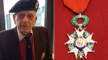 gosport d-day veteran appeals for help to find lost medal