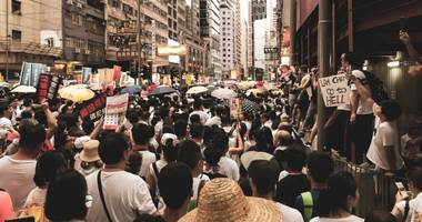 Telegram founder claims China hacked the app to disrupt Hong Kong protesters