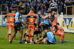 lee radford reveals his half-time challenge to hull fc players and pride at castleford comeback