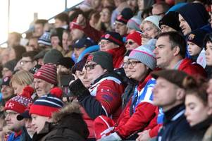 hull kr considering trial to allow fans to bring musical instruments into craven park on match day