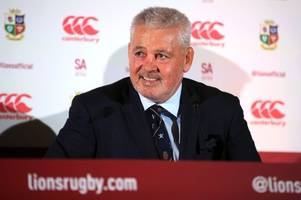 New British Lions coach Warren Gatland weighs in on Alun Wyn Jones future amid reported interest from Leicester Tigers and Bristol Bears