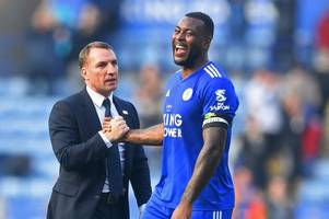 why wes morgan still gets a thrill when leicester city fixtures come out