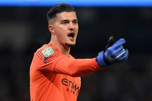 What Pep Guardiola and Kevin De Bruyne said about goalkeeper 'being scouted' by Nottingham Forest