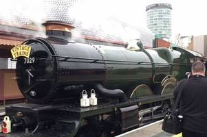 'Iconic' steam trains heading for Birmingham in time for Commonwealth Games