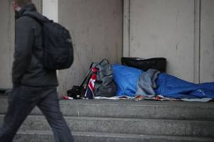 homeless people in gloucestershire face increasing waits to leave hospital as they have nowhere to live