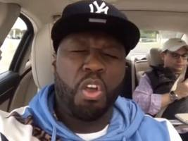"""50 Cent Playfully Sides W/ Wendy Williams' Ex Husband: """"She Better Have His Money By Monday"""""""