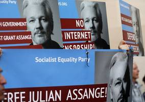 UK must refuse extradition of Julian Assange to the United States
