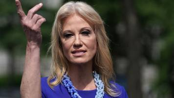 Federal watchdog calls for Trump aide Kellyanne Conway's removal