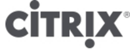 Citrix Issued California Software License Program Contract