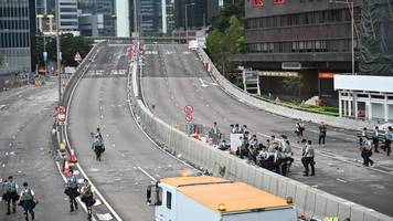 Hong Kong extradition protests leaves city in shock