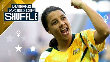 women's world cup 2019: all the goals as australia stun brazil china win and canada sing
