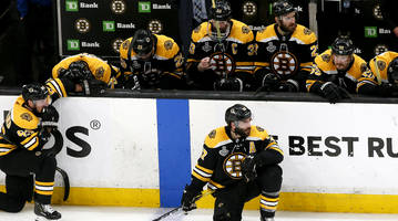 Bruins Stanley Cup Loss A Sobering Experience for Boston Fans