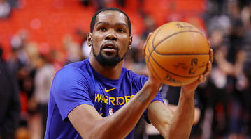 Report: Kevin Durant Expected to Miss Entire 2019-20 Season After Rupturing Achilles