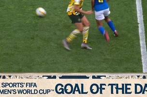 Goal of the Day: Brazil nutmeg their way to a gorgeous score