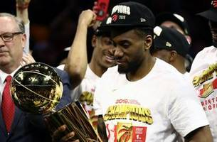 Skip Bayless on Kawhi Leonard winning Finals MVP: Lowry and VanvVleet were just as valuable