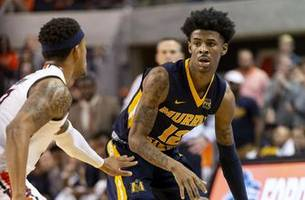 morant, garland, white top list of point guards in nba draft