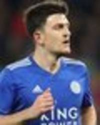 harry maguire will snub man utd and walk to man city... 'if he's got any brains'