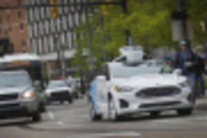 ford's self-driving unit argo ai launches 3rd-gen prototype