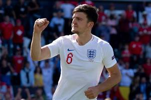 harry maguire may lose england fans' love if he leaves leicester city, says gary neville
