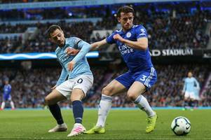 the manchester city transfer news which could end ben chilwell pursuit