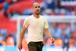 why manchester city boss pep guardiola was relieved to avoid aston villa