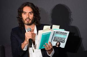 russell brand to read children's bedtime stories at port eliot festival in cornwall