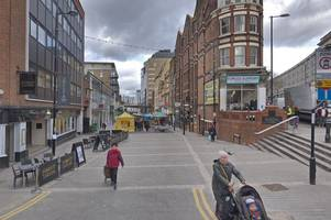 man charged after two homeless people in croydon were set on fire as they slept