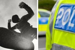 Man pleads guilty to revenge attack on a man in the street
