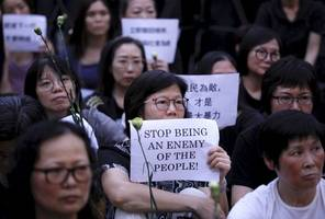 Hong Kong Government Pressured To Pause Extradition Bill After Major Protests